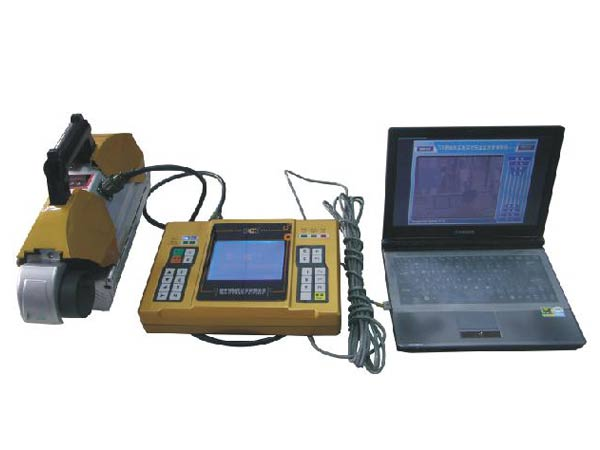 URNDT-BX series Portable Wire Rope Testers