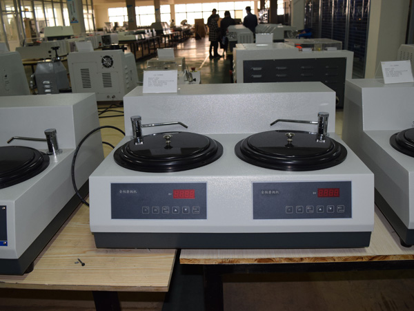 URNDT LAP-2 Metallographic Grinding-Polishing Machine