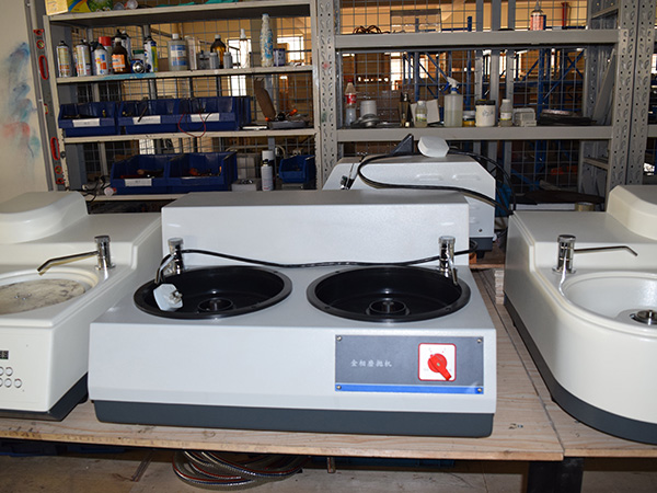 URNDT LAP-2CX Metallographic Grinding-Polishing Machine