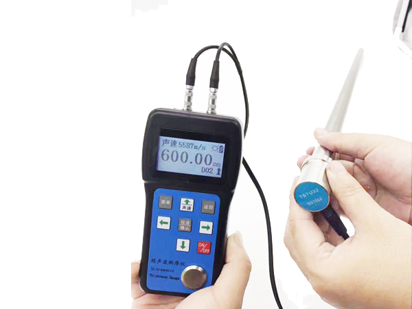 URNDT UT600 Ultrasonic Thickness Gauge