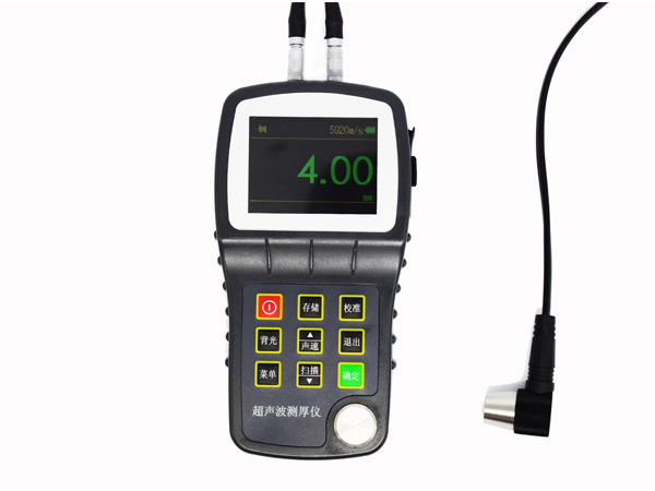 UT100 SERIES Ultrasonic Thickness Gauge